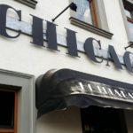 Eingangsbereich des Chicago in Chomutov