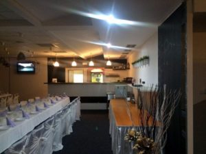 Restaurant: Sporthalle Sporice