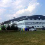 Sporthalle Chomutov