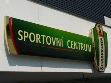 Sportzentrum in Chomutov