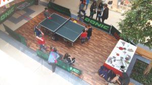 Tischtennis bei WIR FÜR GRÜNAU