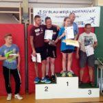 1. Platz Willberg/Birkner 2. Platz: Fiebig/Lempe, 3. Platz Rohrer/Fischer A.