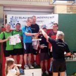 1. Platz Thomas Giehl & Marco 2. Platz: Dressler, M. Kieslich/ S. Kieslich, 3. Platz Kretschmann/Müller