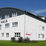 Trainingshalle Sportovni Hala