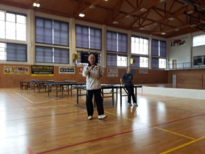 Unsere Trainer Jiri und Marek