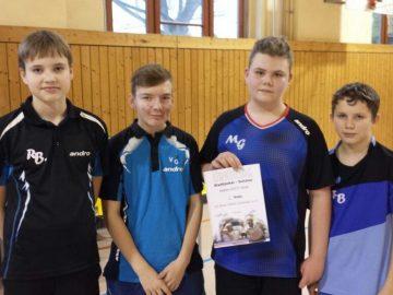 Schüler werden Vizepokalsieger 2018