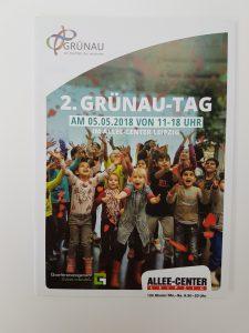 2. Grünau Tag 2018 Flyer