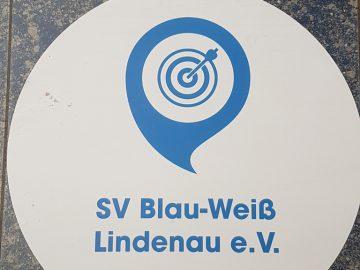 Standort Logo SV Blau Weiß Lindenau