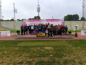 Das gesamte Team aus Leipzig