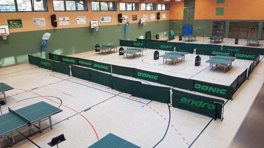 Sporthalle Heinsdorfergrund