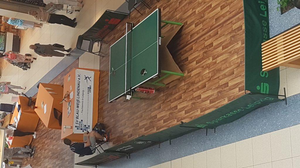 Tischtennistisch SV Blau-Weiß-Lindenau e.V.