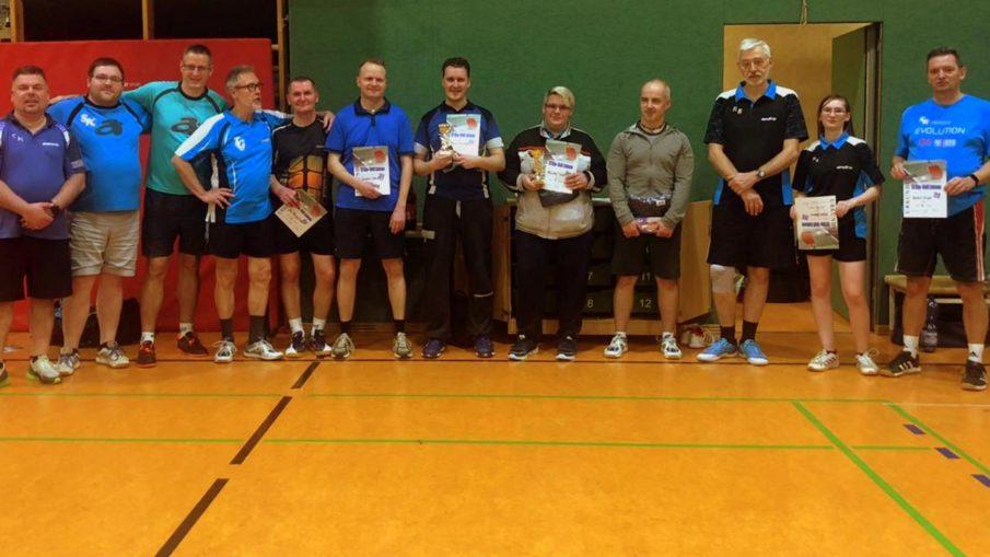 Sieger des Doppelturnier 2019 des SV BW Lindenau